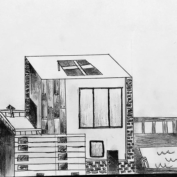 Mathias Branchaud, Maison de rêve, 2021