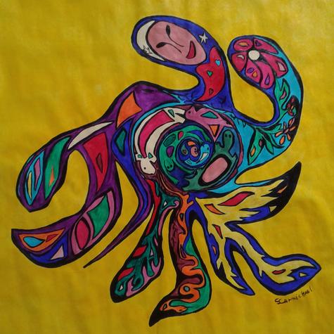 Sylvie Carmichael, Harmonie autochtone, 2020