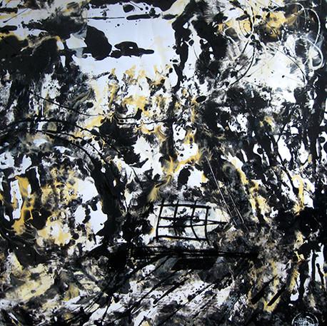 Lucette Tremblay, Forêt secrète, 2020