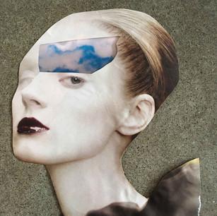 Anne-Julie Hynes, La tête dans les nuages, 2020