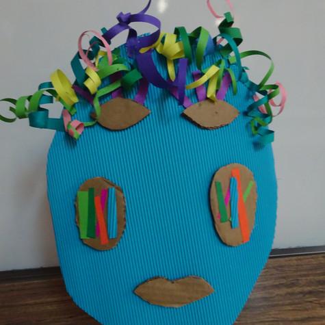 Semaine 1 - Masque