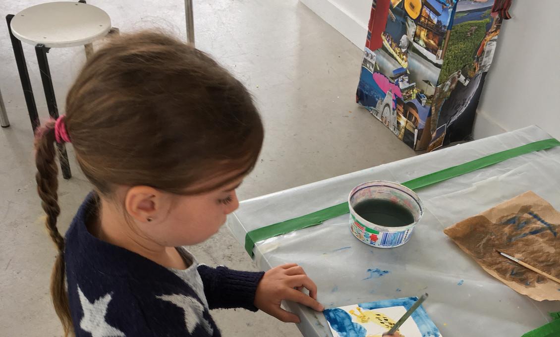 Enfant de la semaine 5 : Carte postale