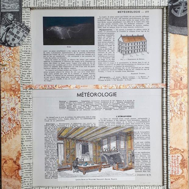 Ann Bilodeau, Page 277 batten down the house, Série Encyclopédie, volume 2, 2017
