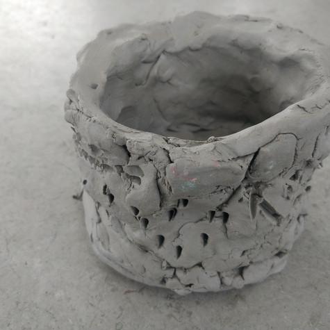 Enfant de la semaine 4 : Vase