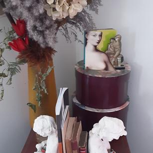 Rachel Landry, Paysage d'objets aimés, 2020