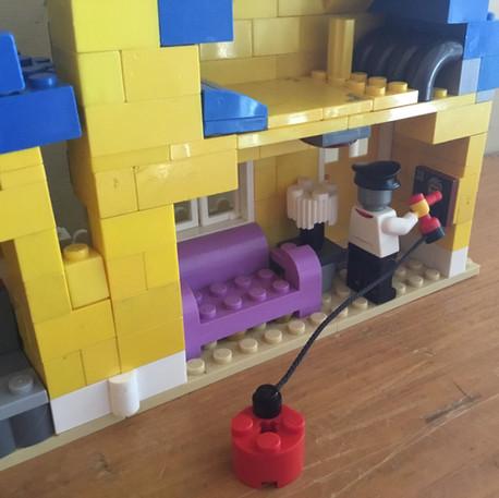Mathias Branchaud, Techno Lego, 2020