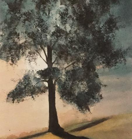 Jeannette Beausejour, l'arbre de la vie, non daté.