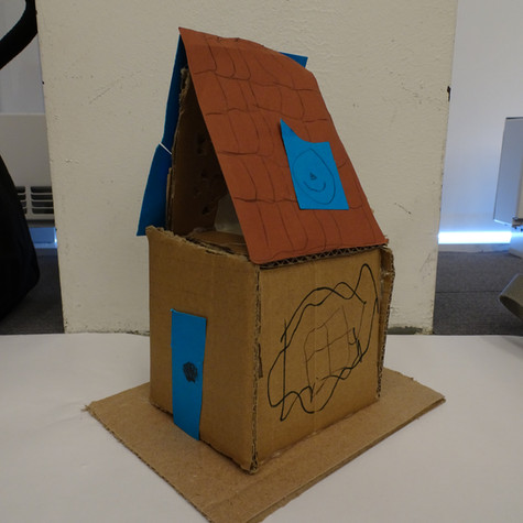 Semaine 2 - Architecture en carton
