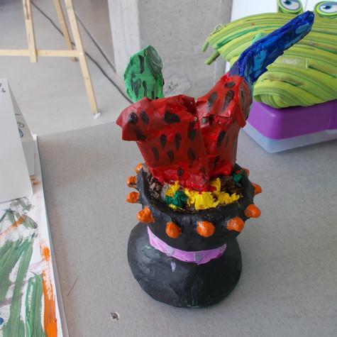 Enfant de la semaine 4 : Cactus OGM