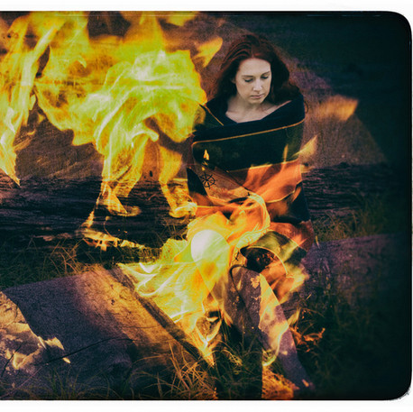 Brenda Kelly, Into the Fire, 2020