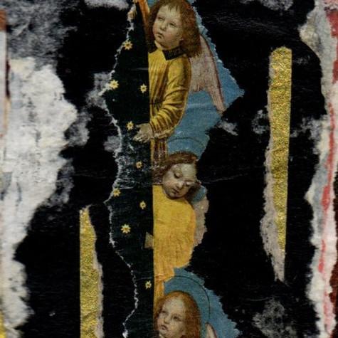 Ghislaine Lejard, Le chœur des anges, non daté