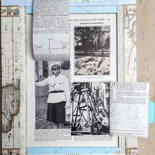 Ann Bilodeau, Page 291 établir des cartes (face 2) Série Encyclopédie, volume 2, 2018
