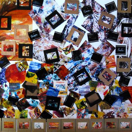 Lucette Tremblay, Processus créatif, 2012