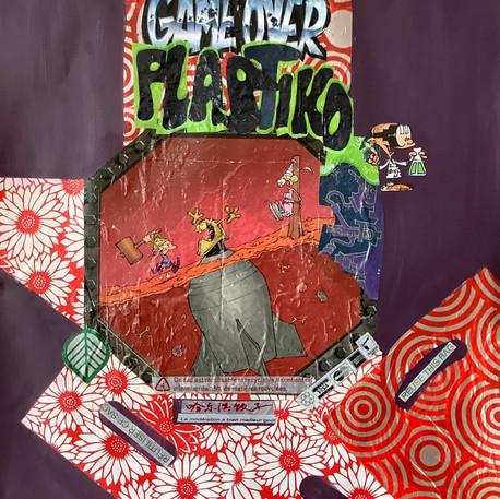 Jocelyne Danis, Game over Plastiko, 2021