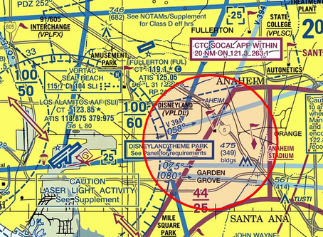 Don't be that pilot.  Wasn't aware of that TFR…