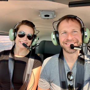 Let's Meet Grayson Barrow and His Passion For Aviation
