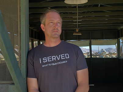 I Served - What's Your Excuse.jpg