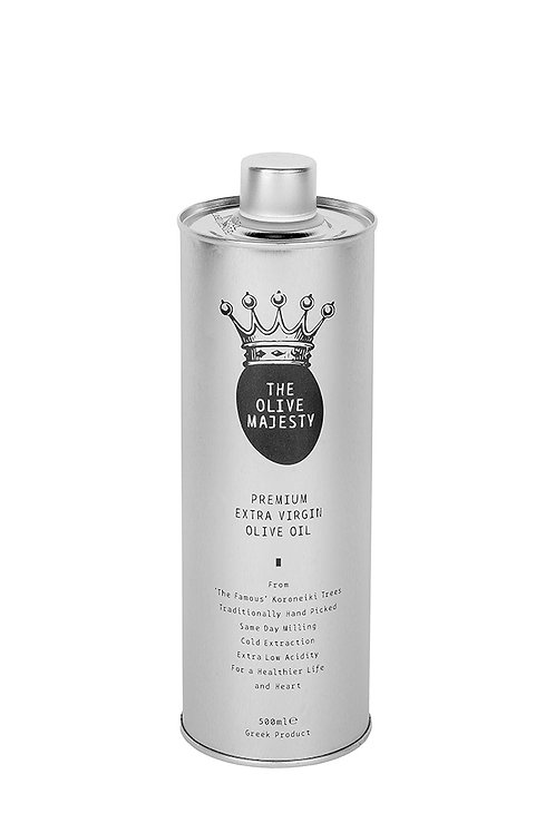 The Olive Majesty 500ml - Bio Extra Virgin