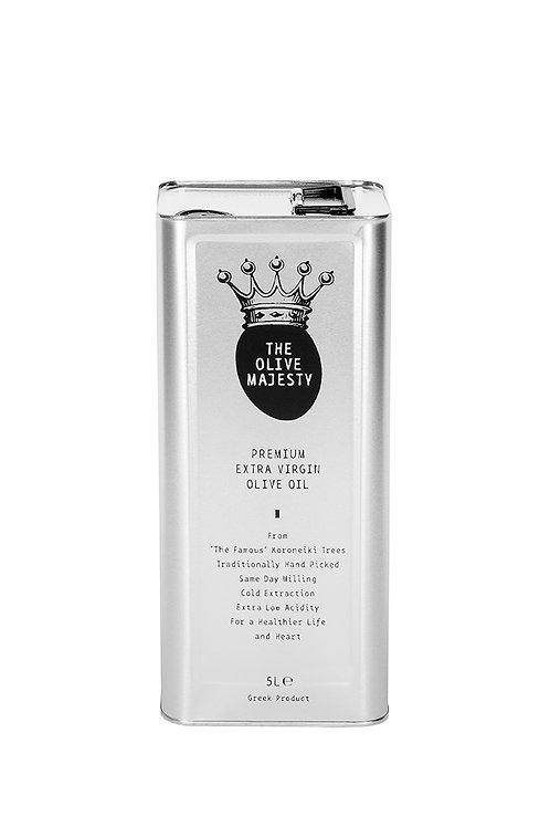 The Olive Majesty 5000ml - Bio Extra Virgin