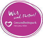 GP HerzJesu_Partnersticker_PURPLE_frei_R