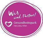 GP HerzJesu_Partnersticker_PURPLE_frei_R