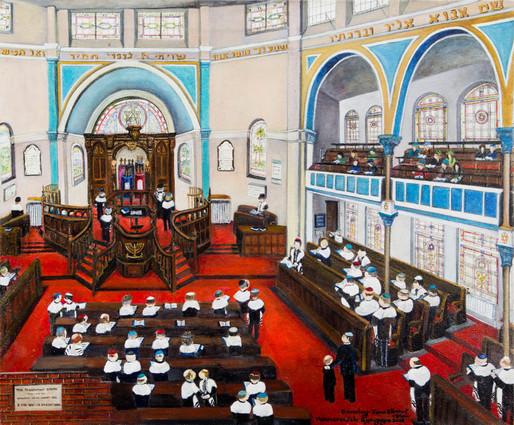 Historical Shabbat Service -Hammersmith and Kensington Synagogue.jpg