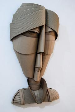 תערוכת יחיד לאמנית אליאן קצ'קה במסגרת תכנית שהות אמנים בסמטאות יפו