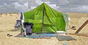 009 Green Tent Flat 40X60.jpg