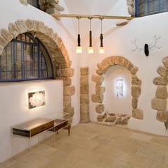עיצוב ישראלי עכשווי - סטודיו קנוב ונגריא- תכנית שהות אמנים ומעצבים בסמטאות יפו