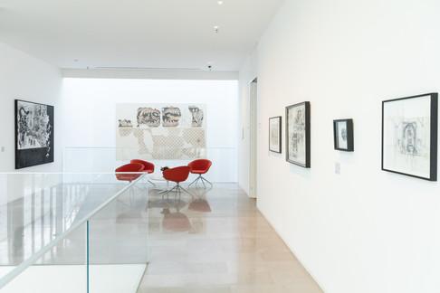 Works at the Biennale of Jerusalem, Van Leer Institute, Jerusalem.jpg