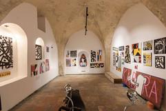 קולקטיב אמני הרחוב 45/46 פיתוח ואוצרות לתכנית שהות אמנים בסמטאות יפו