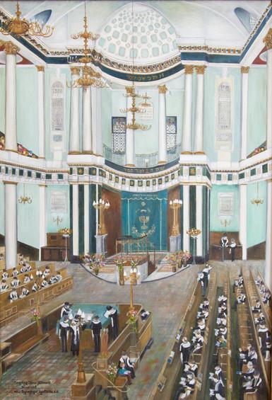 Eggerton Road, The New Synagogue, London.jpg