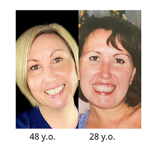 yoga for face, 20 years difference.PNG