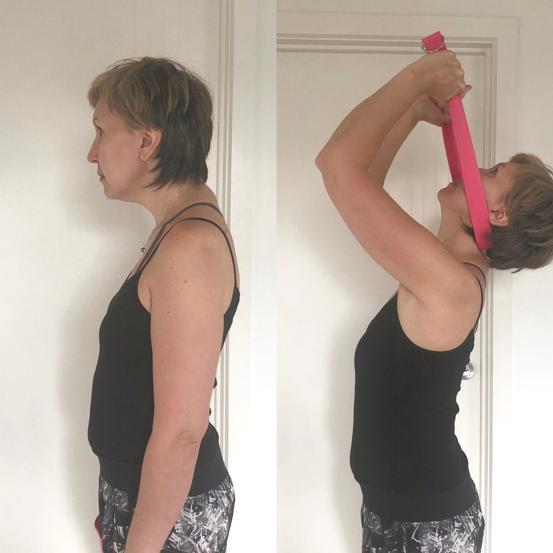 Align your neck
