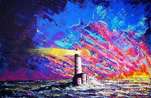 Tuskar Lighthouse