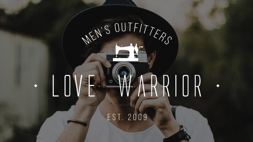 Love Warrior Men's Outfitters