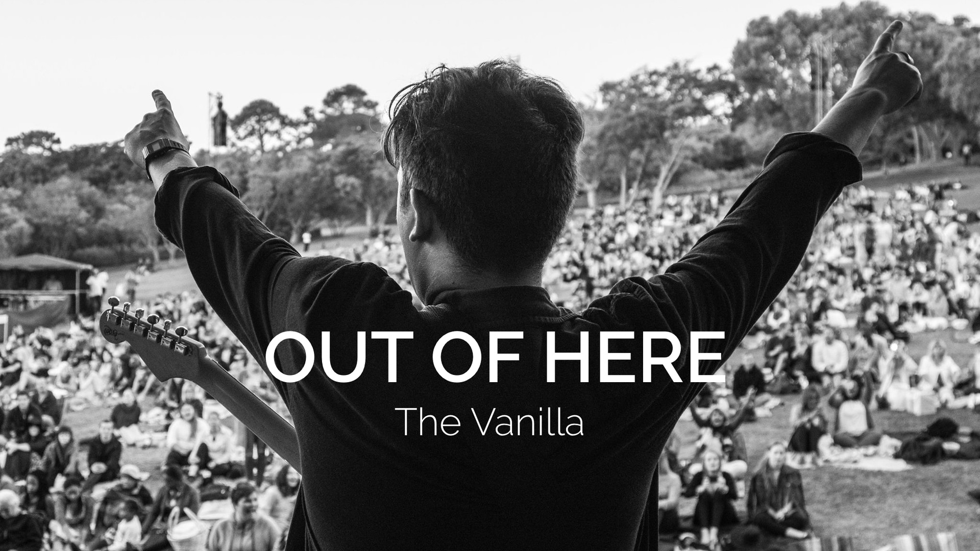The Vanilla | Out of Here