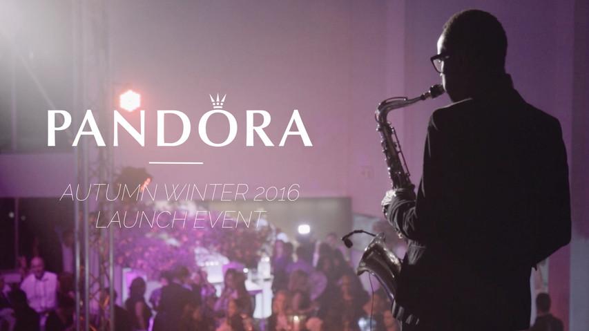 Pandora AW16 Launch