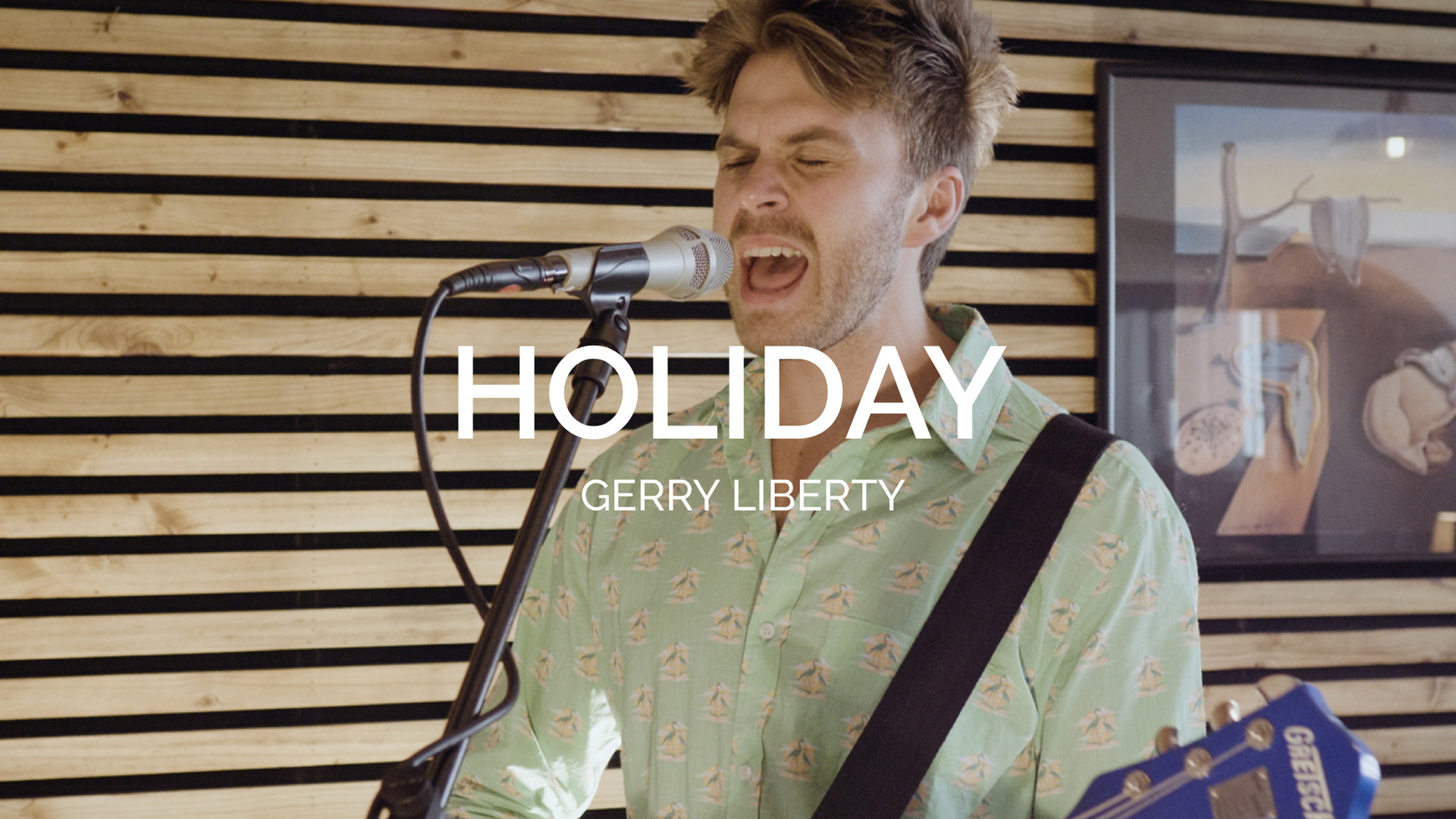 Gerry Liberty | Holiday Music Video