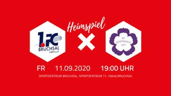 Vorbericht: 1.FC Bruchsal 1899 e.V. - FC Nöttingen 1957