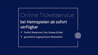 Jetzt Online Tickets bestellen
