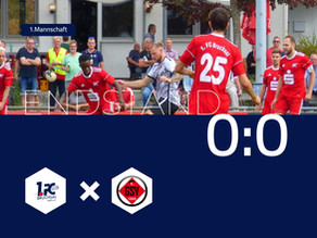 1.FC Bruchsal 1899 e.V. - 1.Göppinger FC