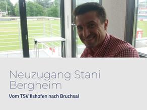 Pressemitteilung: Neuzugang Stani Bergheim