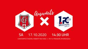 Freiburger FC – 1.FC Bruchsal 1899 e.V