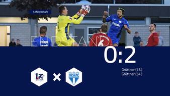 1.FC Bruchsal 1899 e.V. – SGV Freiberg Fußball