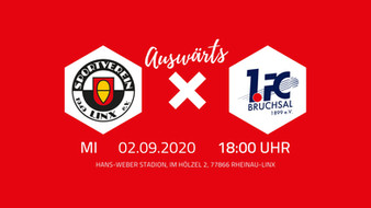 Vorbericht: SV Linx - 1.FC Bruchsal 1899 e.V.