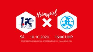 Vorbericht: 1.FC Bruchsal - SV Stuttgarter Kickers