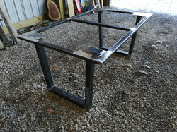 Conference table base