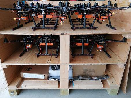 Swarm Drones