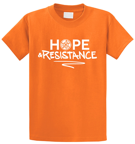 HOPE & Resistance T-shirt